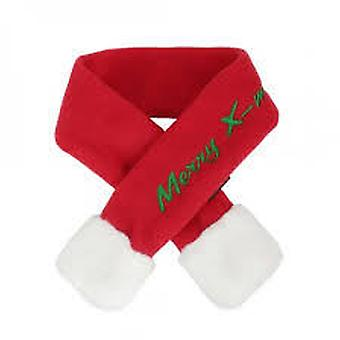 Puppia Red Scarf Scarf Santa'S S (Dogs , Dog Clothes , Fashion Accessories)