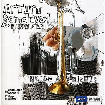 Arturo Sandoval & Wdr Big Band - Mambo nætter [CD] USA import