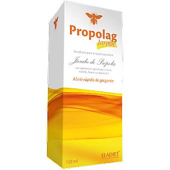 Eladiet Propolag Syrup for the throat 150 ml