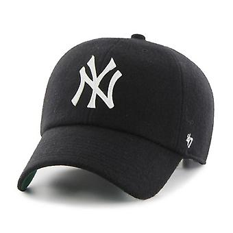 47 brand MLB New York Yankees Droper keps - svart