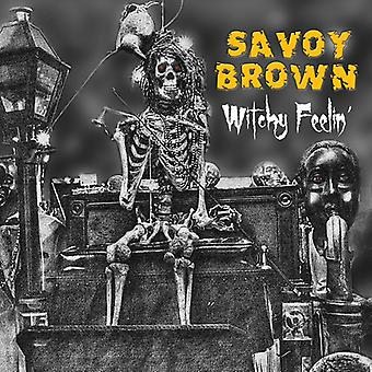 Savoy Brown - Witchy Feelin' [CD] USA importerer