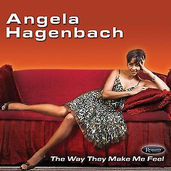 Angela Hagenbach - måde gør de mig føler [CD] USA import