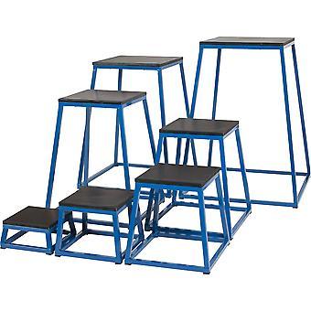 Sprungkasten/Plyo Box in sieben Teilen