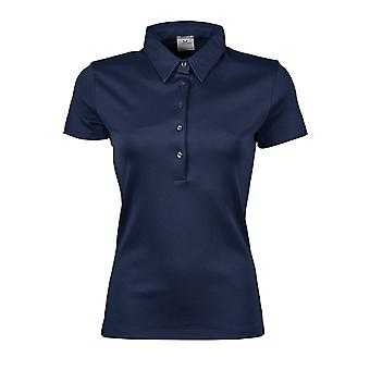 Tee Jays Womens/Ladies Pima Short Sleeve Cotton Polo Shirt