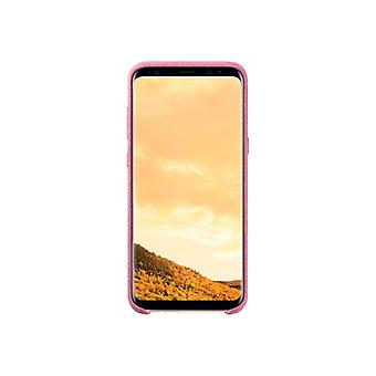 Samsung Alcantara Cover EF-XG955-Cover for mobile phone-alcantara-Pink-for Galaxy S8 +