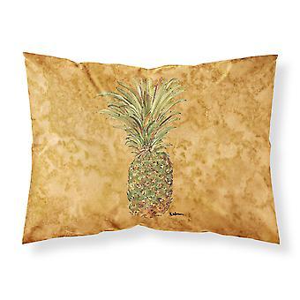 Carolines Treasures  8654PILLOWCASE Pineapple  Moisture wicking Fabric standard