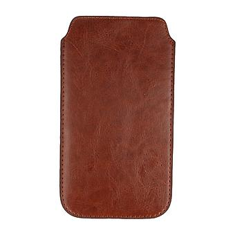 iPhone 6 plus bag brown bag case for your iPhone 6 plus
