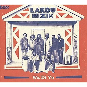 Lakou Mizek - Wa Di Yo [CD] USA import