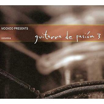 Moodo Records Presents - Cuitarra De Pasion 3 [CD] USA import