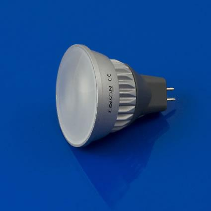 Edison Led 2.3w 12v Mr16 Extra High Output Light Bulb - Gu5.3