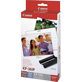 Photo printer cartridge Canon Selphy Photo Pack KP-36IP 1 Set