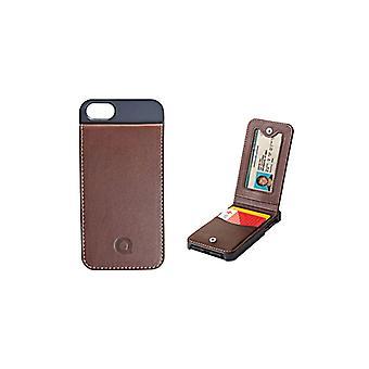 Finurlige Keeper-læder Iphone dækker kort