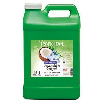 TropiClean Awapuhi en kokos shampoo 3.8 L