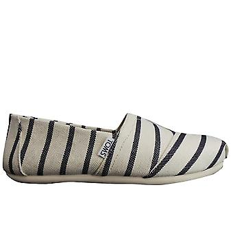 Toms Footwear - Ladies Venice Collect Heritage Stripe