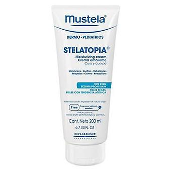 Mustela Stelatopia Cream 200Ml (Childhood , Children's Hygiene , Shampoo And Bath Gel )