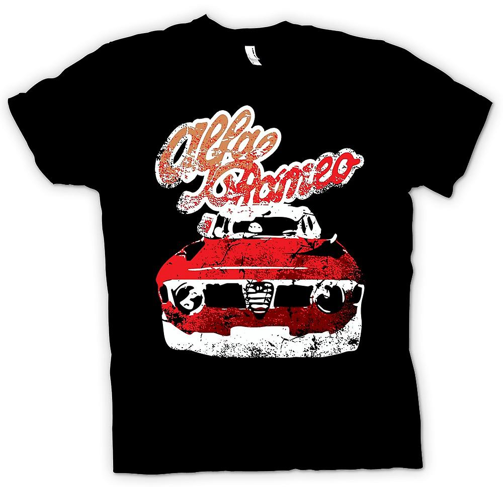 Kids T-shirt - Alfa Romeo Classic Car