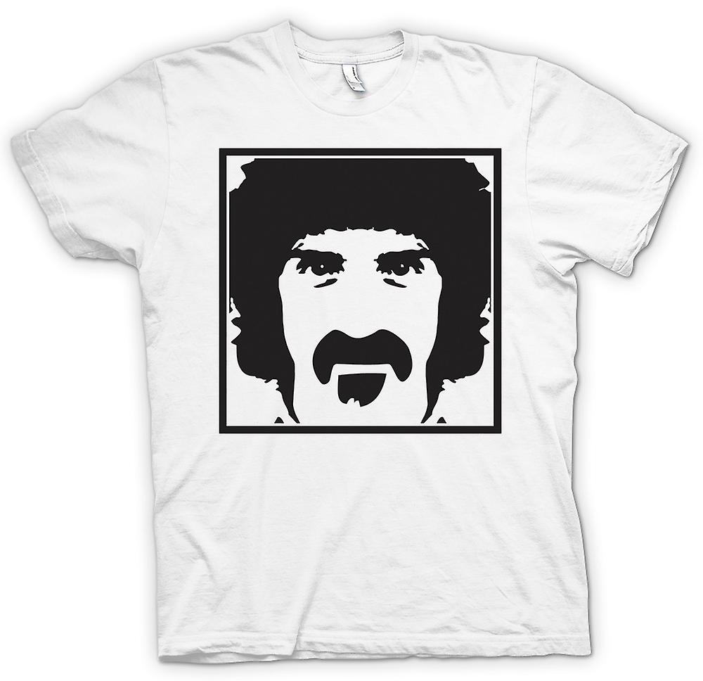 Mens T-shirt - Frank Zappa Portrait - Music