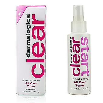 Dermalogica Clear Start Breakout Clearing All Over Toner 118ml/4oz