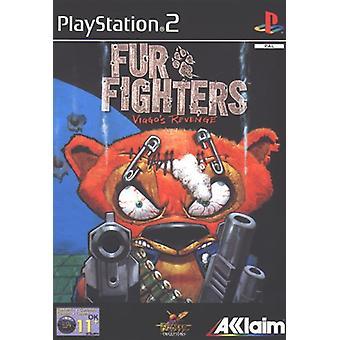 Fell Kämpfer Viggos Rache (Playstation 2)
