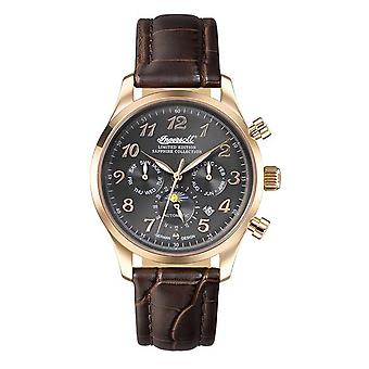Ingersoll Damen Uhr Armbanduhr Automatik Santa Anna II IN1420RGU