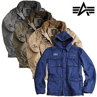 Alpha industries jacket rod
