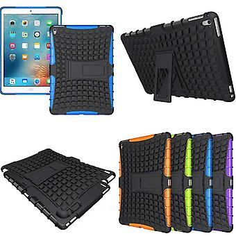 Hybrid outdoor protective cover Case Blau for iPad Pro 9.7 inch case