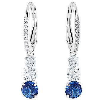 Swarovski Attract Trilogy Drop Earrings - 5416154