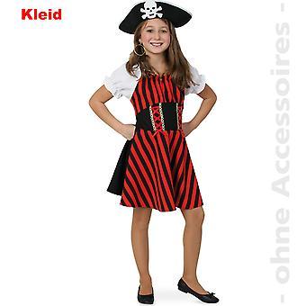Pirate of the seas kids costume Pirate Costume Seeräuberin pirate child costume