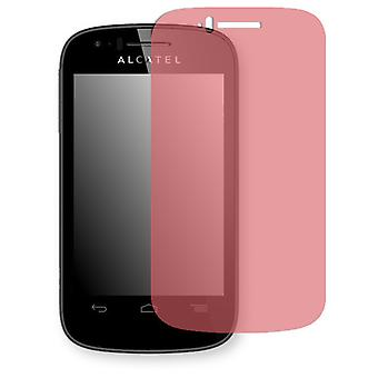 Alcatel one touch pop C1 display protector - Golebo view protective film protective film