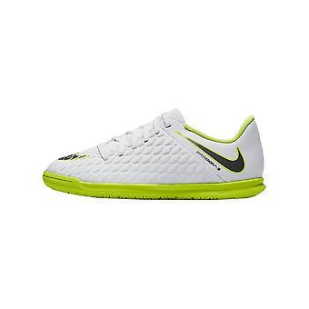 Fútbol Nike JR Hypervenom 3 Club IC AJ3789107 todo el año niños zapatos