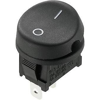 Interruptor de SCI R13-211A-02 250 V CA 10 A 1 x/cierre 1 PC