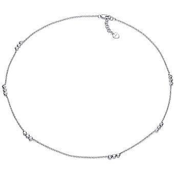 Cavendish French Bubbles Necklace - Silver