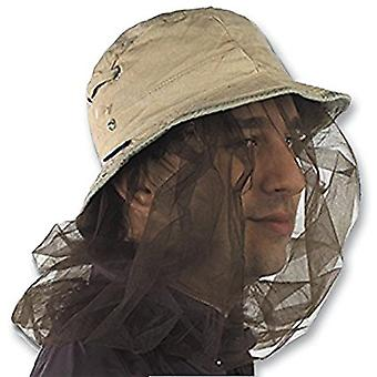 Highlander Mens Mosquito/Midge Ultra Fine Mesh Micro Head Net