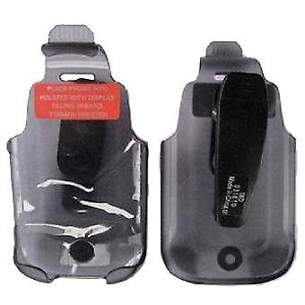 Verizon Belt Clip Holster for BlackBerry 9630 Tour, Bold 9650 - Translucent Blac