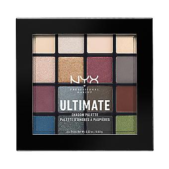 NYX Prof. MAKEUP Ultimate Shadow Palette-Smokey & Highlight