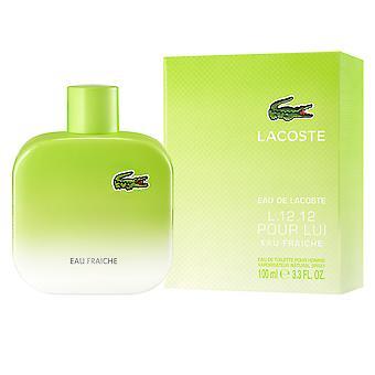Lacoste L.12.12 Pour Lui Eau Fraiche Edt Spray 175 Ml für Männer