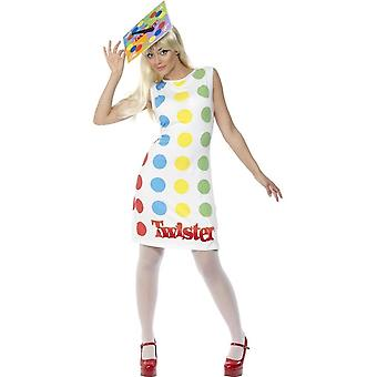 Twister Ladies Costume, Small
