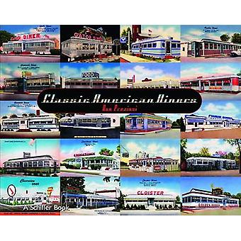 Classic American Diners - Collectible Postcards and Matchcovers by Don