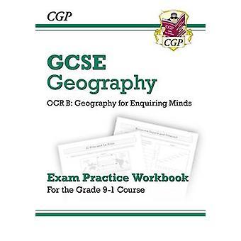 Nuevo grado 9-1 GCSE geografía OCR B - geografía para mentes inquisitivo - E