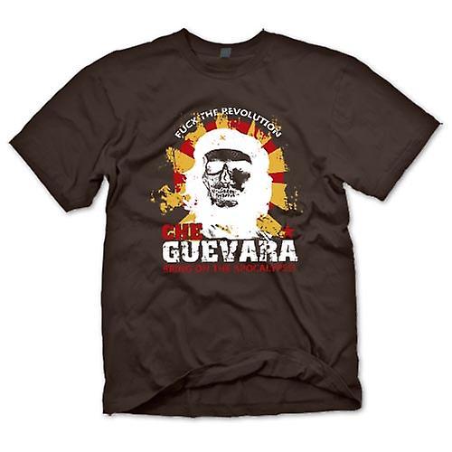 Mens t-shirt - Che Guevara - Apocalisse - comunismo