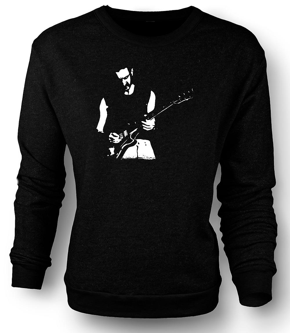 Mens Sweatshirt Frank Zappa Rock - Pop Art