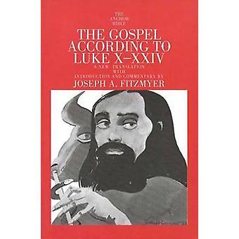 ヨセフ a. Fitzmyer - ヨセフ a. によってルーク X XXIV によると福音