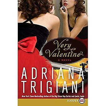 Very Valentine [Large Print]