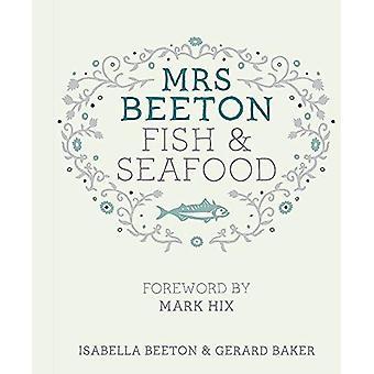 Mrs Beetons fisk & skaldjur: förord av Mark Hix