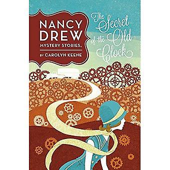 Hemligheten bakom den gamla klockan, den (Nancy Drew)