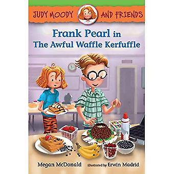 Judy Moody y amigos: Frank Pearl en el lío terrible galleta