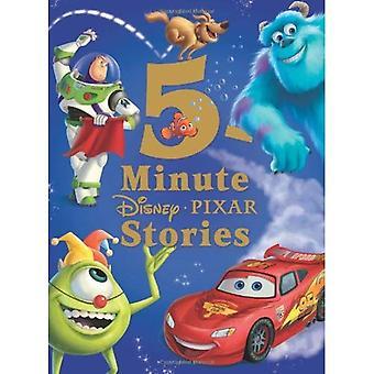 5 minuters Disney/Pixar berättelser