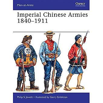 Kejserliga kinesiska arméer 1840-1911 (rustningsförsedda)