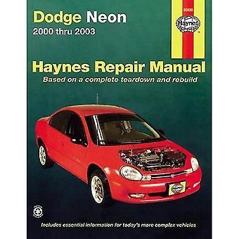 Dodge & Plymouth Neon (00 - 05) (manuels de réparation automobile Haynes)