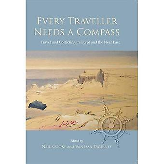 Every Traveller Needs a Compass: Travel and Collecting in Egypt and the Near East (Astene Publications)